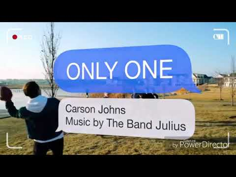 only one official  carsley music video