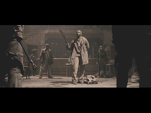 """""""The Book Of Eli"""" - Bar Fight Scene HD"""