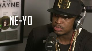 Ne-Yo admits to new girlfriend & talks being an executive with Ebro in the morning