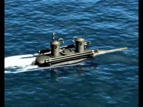 карл андреевич шильдер подводная лодка
