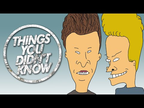 9 Things You Probably Didn t Know About Beavis and ButtHead Do