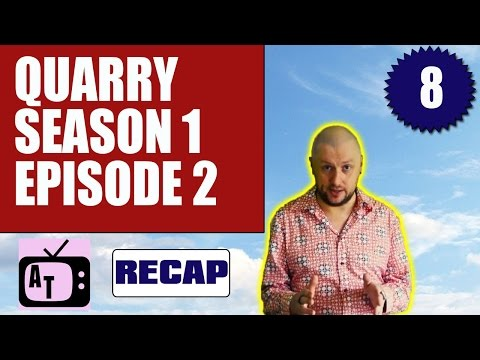 Quarry Cinemax Season 1 Episode 2 Review 8/10 | Aerial Telly #44