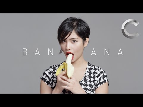100 People Seductively Eat A Banana | Keep It 100 | Cut