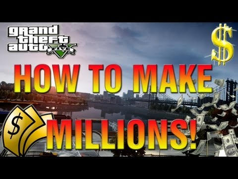 GTA 5 – How To Make Millions Of Dollars Fast Using The Stock Market Ultimate Guide! (GTA V)