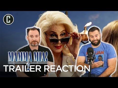 Mamma Mia! Here We Go Again Trailer Reaction & Review