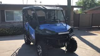 5. 1 year review of a Honda Pioneer 1000-5