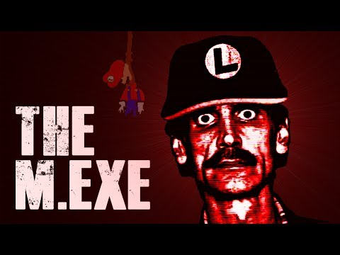 THE STRANGEST EXE GAME EVER MADE?!?! | The M.EXE