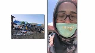 Download Video RUMAH RUSAK TERBELAH DUA, PASHA & ADELIA MENGUNGSI DI TENDA PENGUNGSIAN MP3 3GP MP4