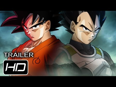 Trailer  de Dragon Ball Z la resurreción de Freezer