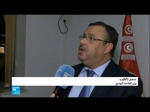 العرب اليوم - ما رأي وزير الفلاحة التونسي في الاحتجاجات