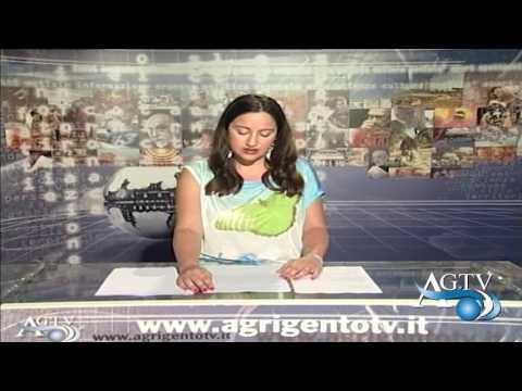 Telegiornale AgrigentoTv del 26-07-2017