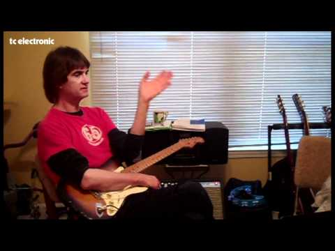Pat Buchanan creates the Crazy Tape Delay TonePrint