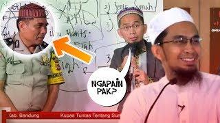 Video KOCAK !! Tingkah Polisi Ini di Depan Ustadz Adi Hidayat 😀 MP3, 3GP, MP4, WEBM, AVI, FLV Februari 2019