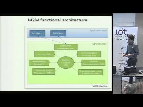 OM2M: A flexible ETSI-compliant service platform for M2M