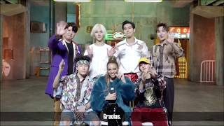 Video 180414 SUPER JUNIOR with Leslie Grace・billboard‬ Interview MP3, 3GP, MP4, WEBM, AVI, FLV April 2018