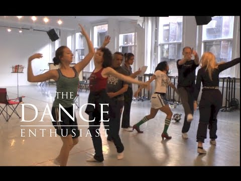 New York Dance Up Close: Patrica Hoffbauer - Process and Inspiration