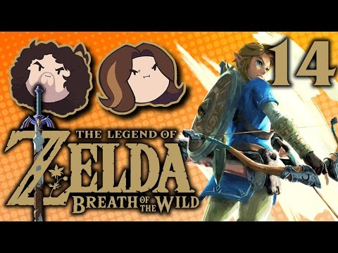 Breath of the Wild: Purah - PART 14 - Game Grumps (видео)