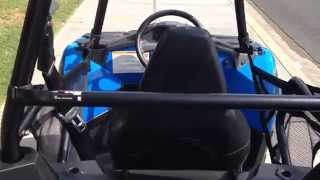 10. 2015 Polaris Sportsman Ace 570 Voodoo Blue