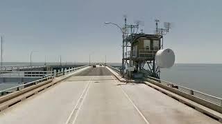 Mandeville (LA) United States  city photo : Google street view timelapse. Lake Pontchartrain Causeway (Louisiana, USA)