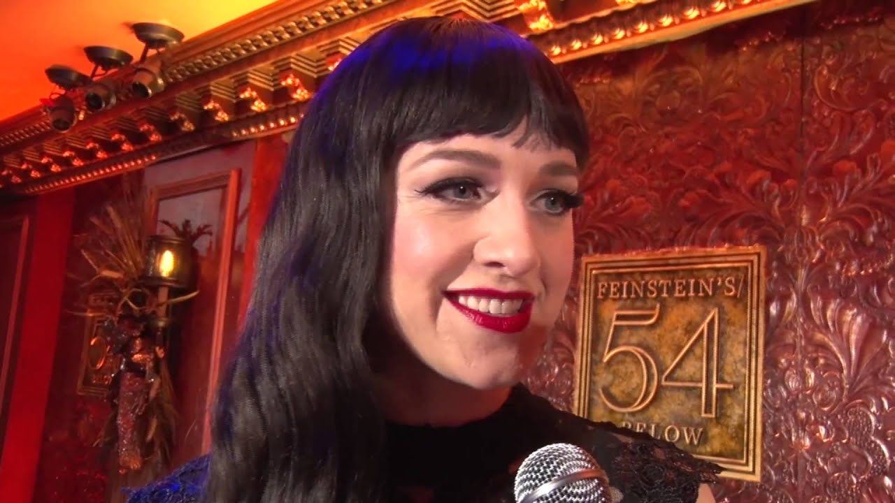 Lena Hall Up Close and Personal
