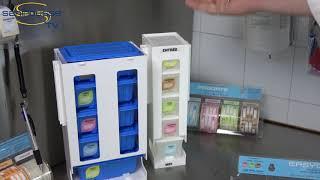 EASYDATE - Étiquettes traçabilité 7 jours - distributeur de 500