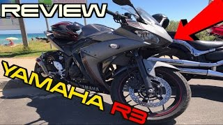 10. 2017 Yamaha R3 Review | YZF R3 - Is It Worth It?