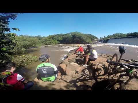 Trilha de bike em Nuporanga/SP