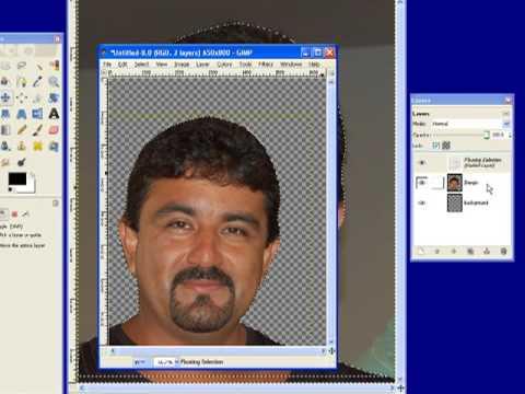 Video 1 de GIMP: Cómo cortar una foto con Gimp
