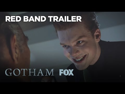 Gotham Season 2 (Promo 'The Maniax')