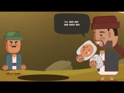 Story of a Righteous Man who died before Prophet Muhammad PBUH came to Arabia