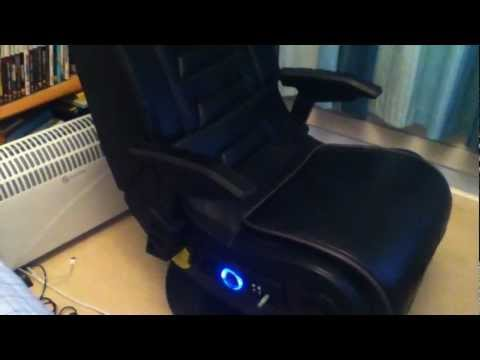 Gaming Chair Rocker How To Hook Up The Xrocker To Xbox One – X Rocker Pro Series Pedestal Video Gaming Chair Wireless Black