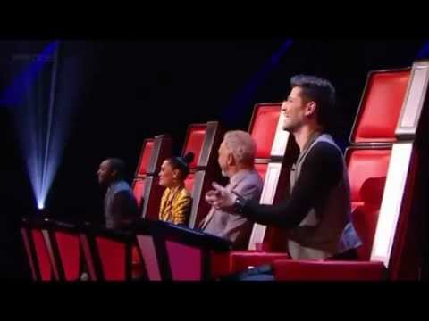 The voice UK funny moments from the Live Show 2 *episode 9*