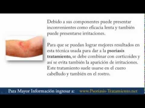 Psoriasis Tratamiento   Tacrolimus, Calcipotriol y Tazaroteno