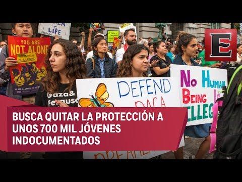 Texas interpone nueva demanda para terminar con el DACA