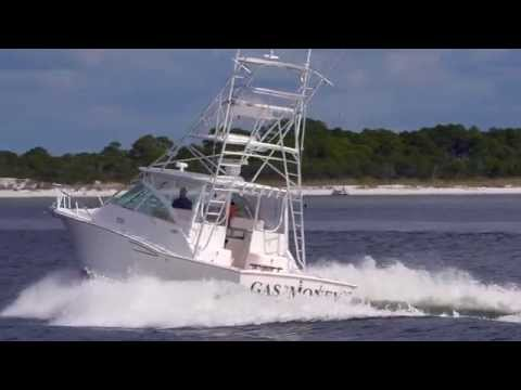 2004 Cabo 35 Express | 'Gas Money' | Sport Fishing Yacht Video