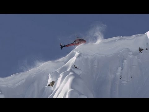 Brothers on the Run – Alaskan snowboard wonderland – Episode 2