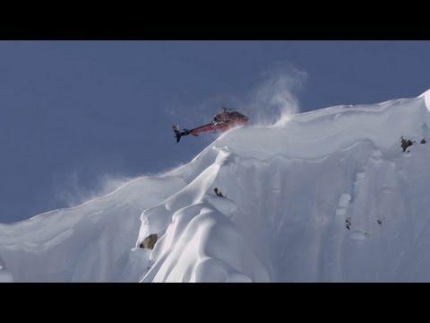 Brothers on the Run: Alaskan snowboard wonderland | S1E2