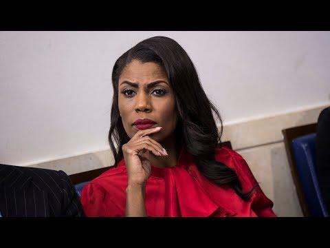 Omarosa's White House Show Is Canceled (видео)