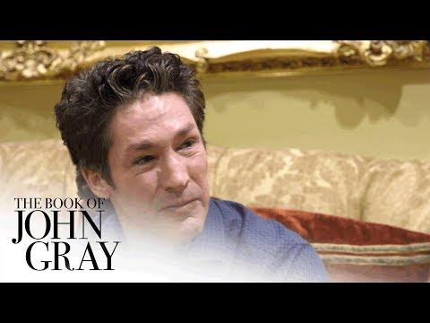 John Breaks the News That He Is Leaving to an Emotional Pastor Joel Osteen | Book of John Gray | OWN