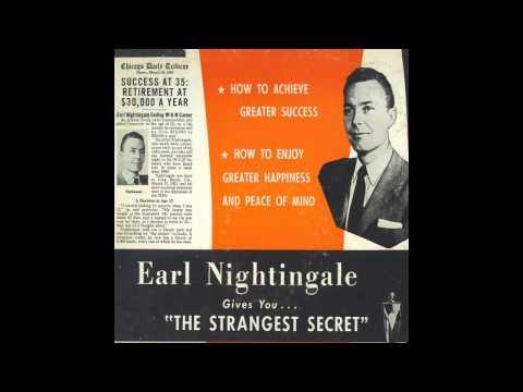 "Earl Nightingale ft. Mark Victor Hansen – ""The Strangest Secret"" [Full Version] [HD Audio]"