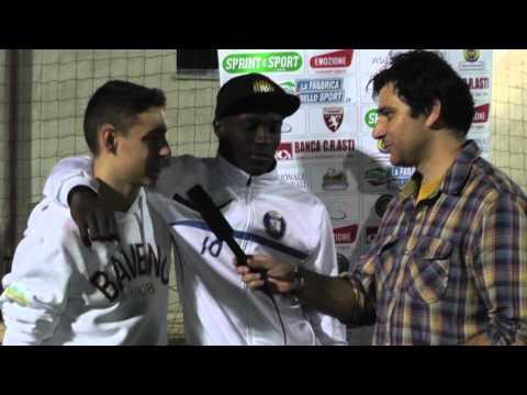 Finale Juniores 2012-13 - Intervista Kouadio-Fusè