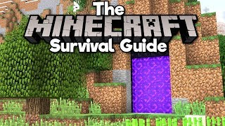 Into the Nether! • The Minecraft Survival Guide (1.13 Lets Play / Tutorial) [Part 8]
