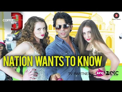 Nation Wants To Know | Coffee With D | Sunil Grover | Releasing on 20th January 2017