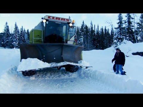 The Snowbine Harvester Part 1 | Top Gear | BBC