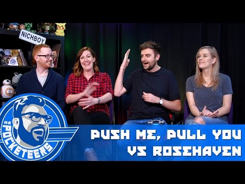 Push Me Pull You! - Good Game vs. Rosehaven
