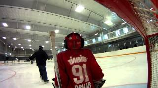Novice Thrashers - Practice from the Net View.