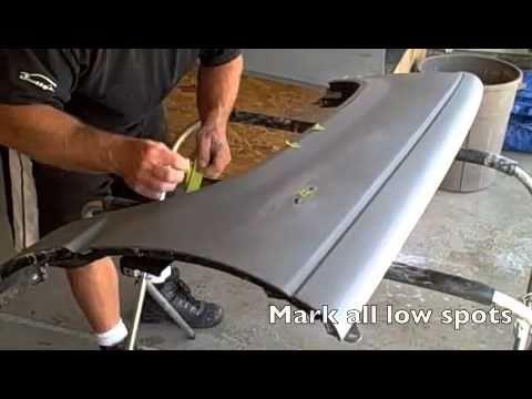 400 grit wet sanding