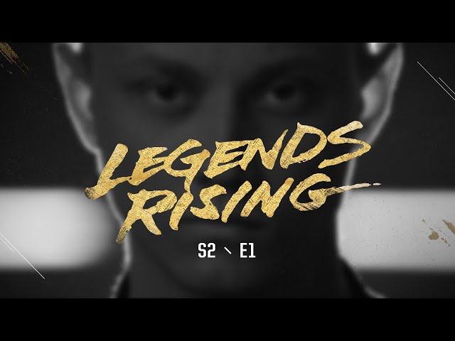 「Legends Rising」 シーズン2 エピソード1 「Spring」