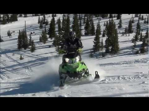 Snowmobile Carbon County