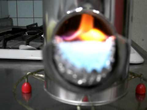 ミニミニロケットストーブを作ってみた!